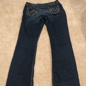 BKE Wendi Jeans 34 XL
